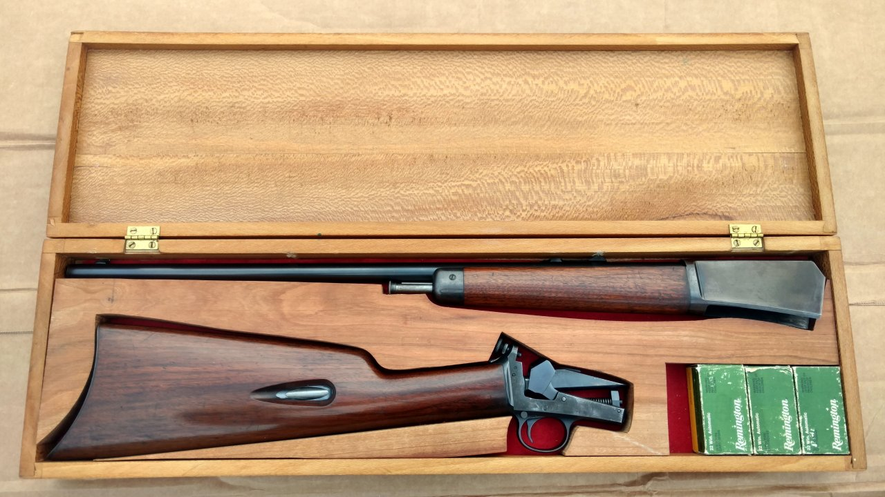Request For Evaluation - Winchester Model 1903 | Gun Values