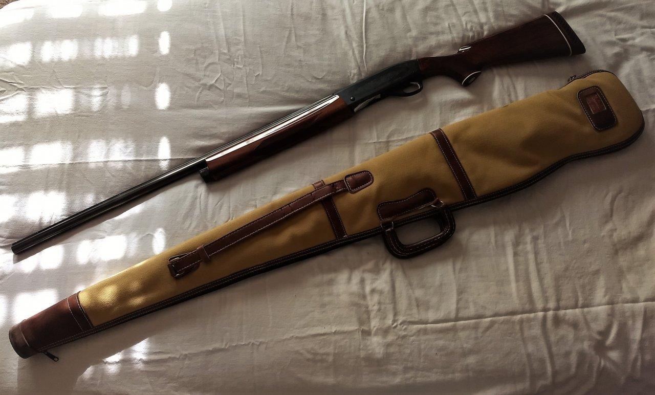 Smith Wesson 12 Gauge Shotgun 1000m This Was My Fathers Gun