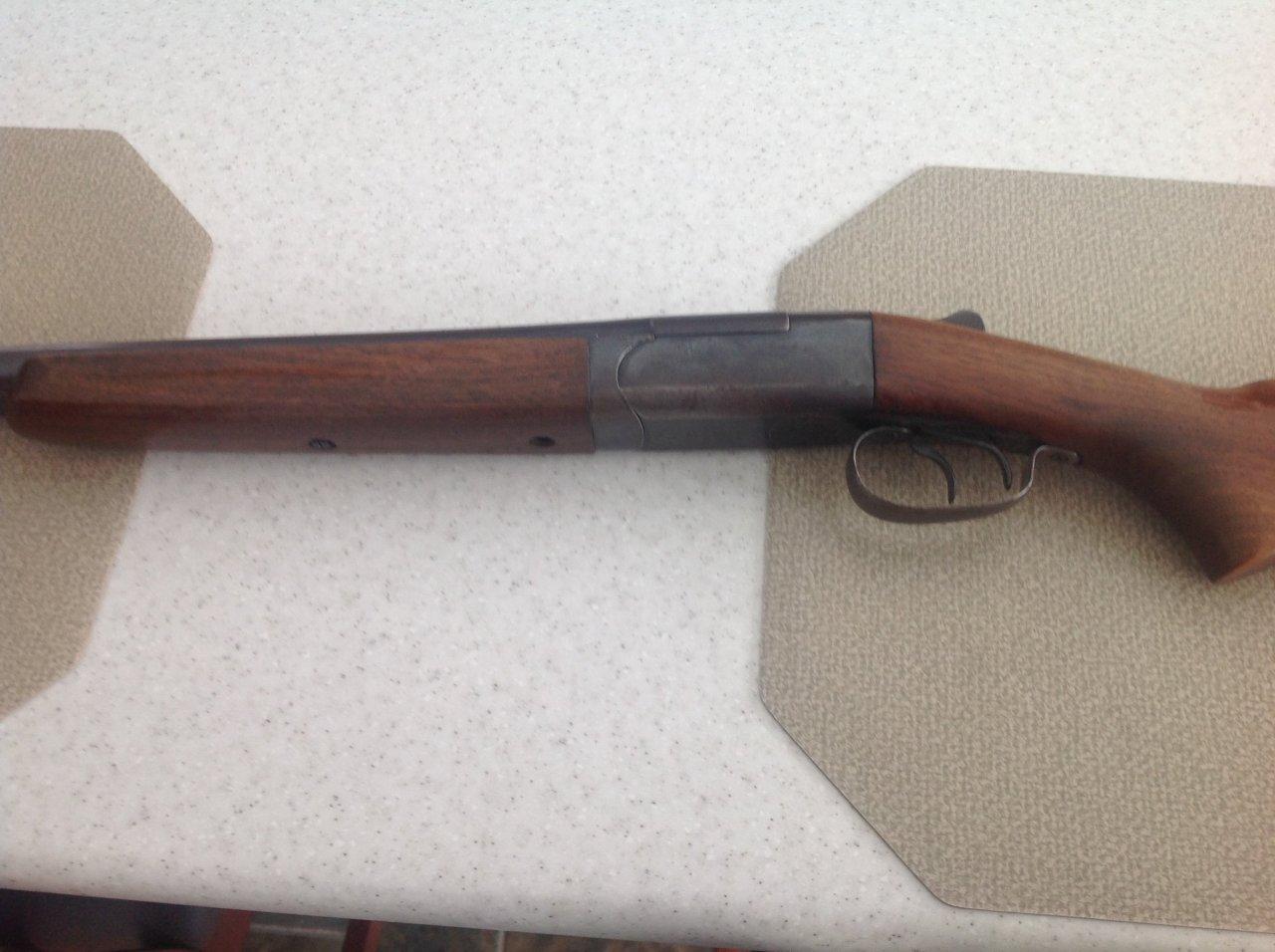 Winchester Shotgun serienummer dating geen dating beleid voorbeeld