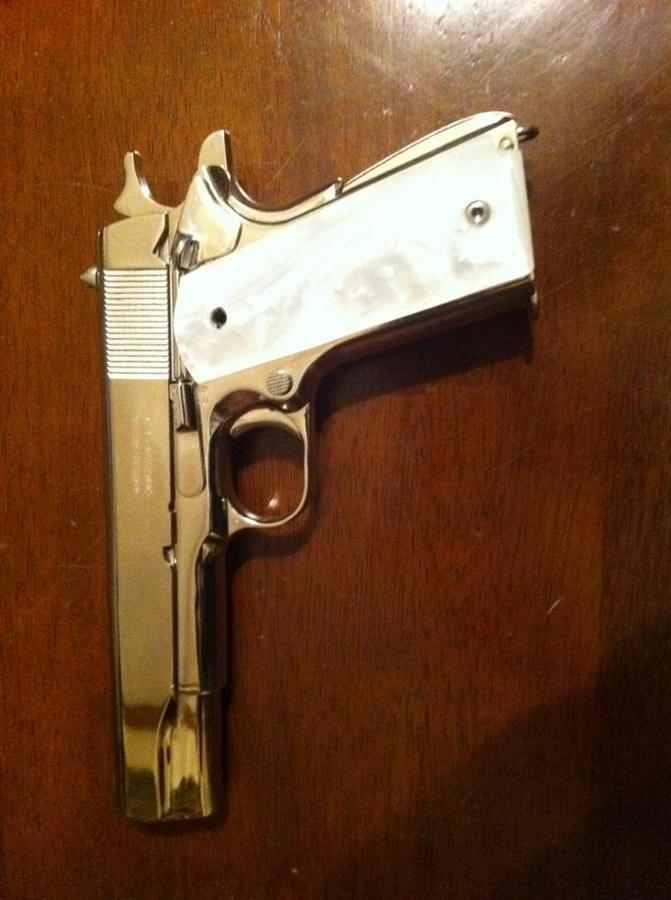 Remington Rand 1911 Navy Officer Issue | Gun Values Board