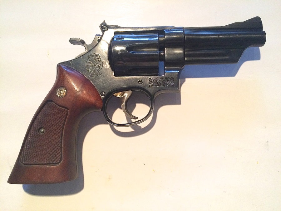 I Just Inherited An S&W N Frame Revolver. I\'m A Little Puzzled About ...