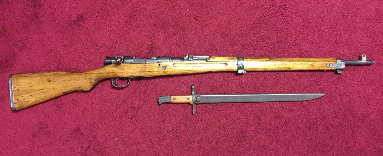 I Believe This Is An Arisaka 99, Value? | Gun Values Board