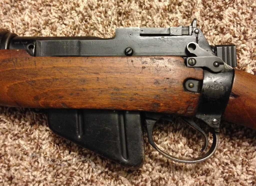 I Need Help Identifying An Enfield 303 The Markings Are