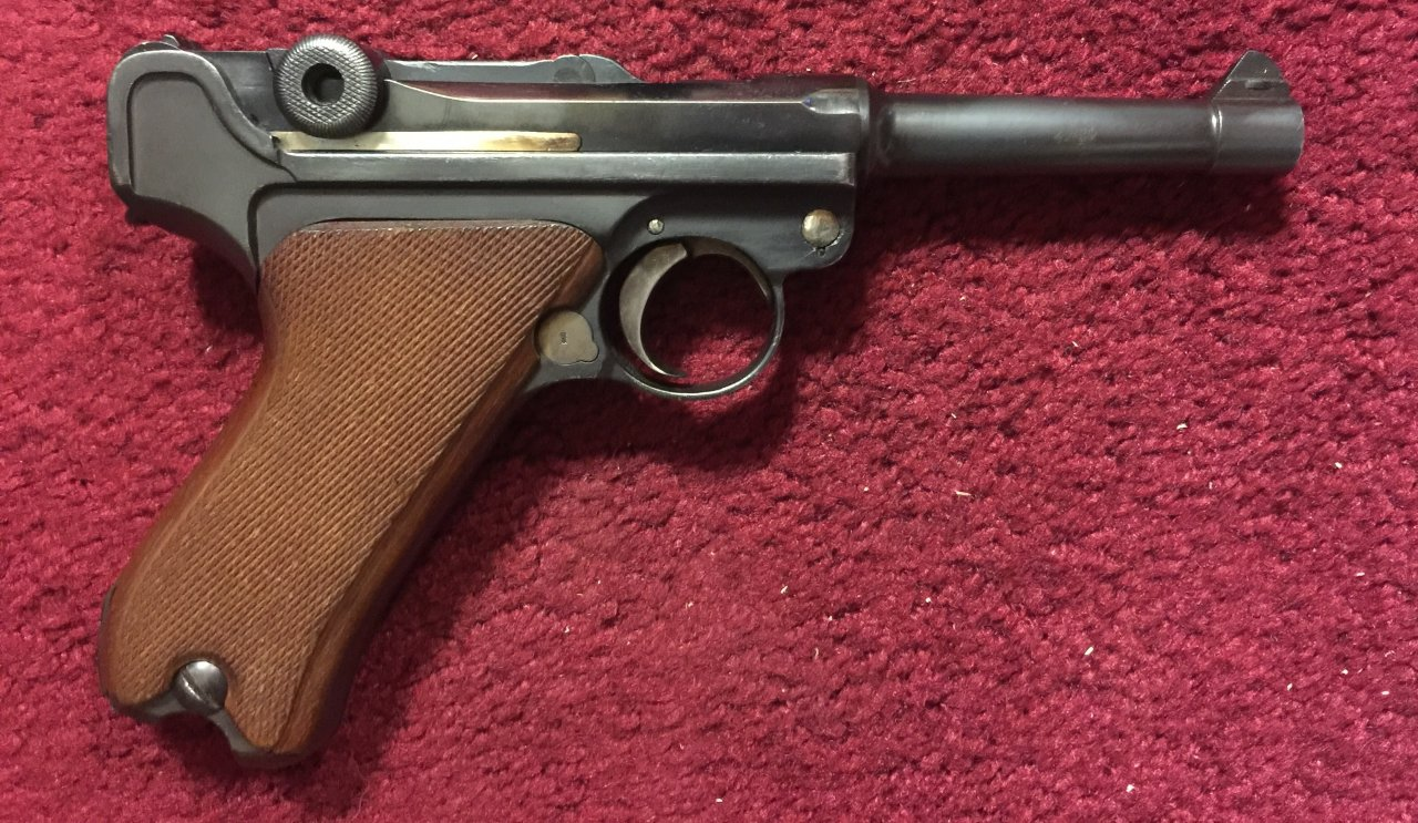 1938 Luger Value And Other Items | Gun Values Board