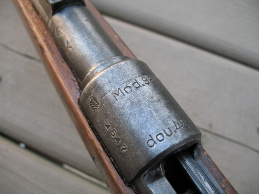7MM? Mauser Rifle Identification Needed | Gun Values Board