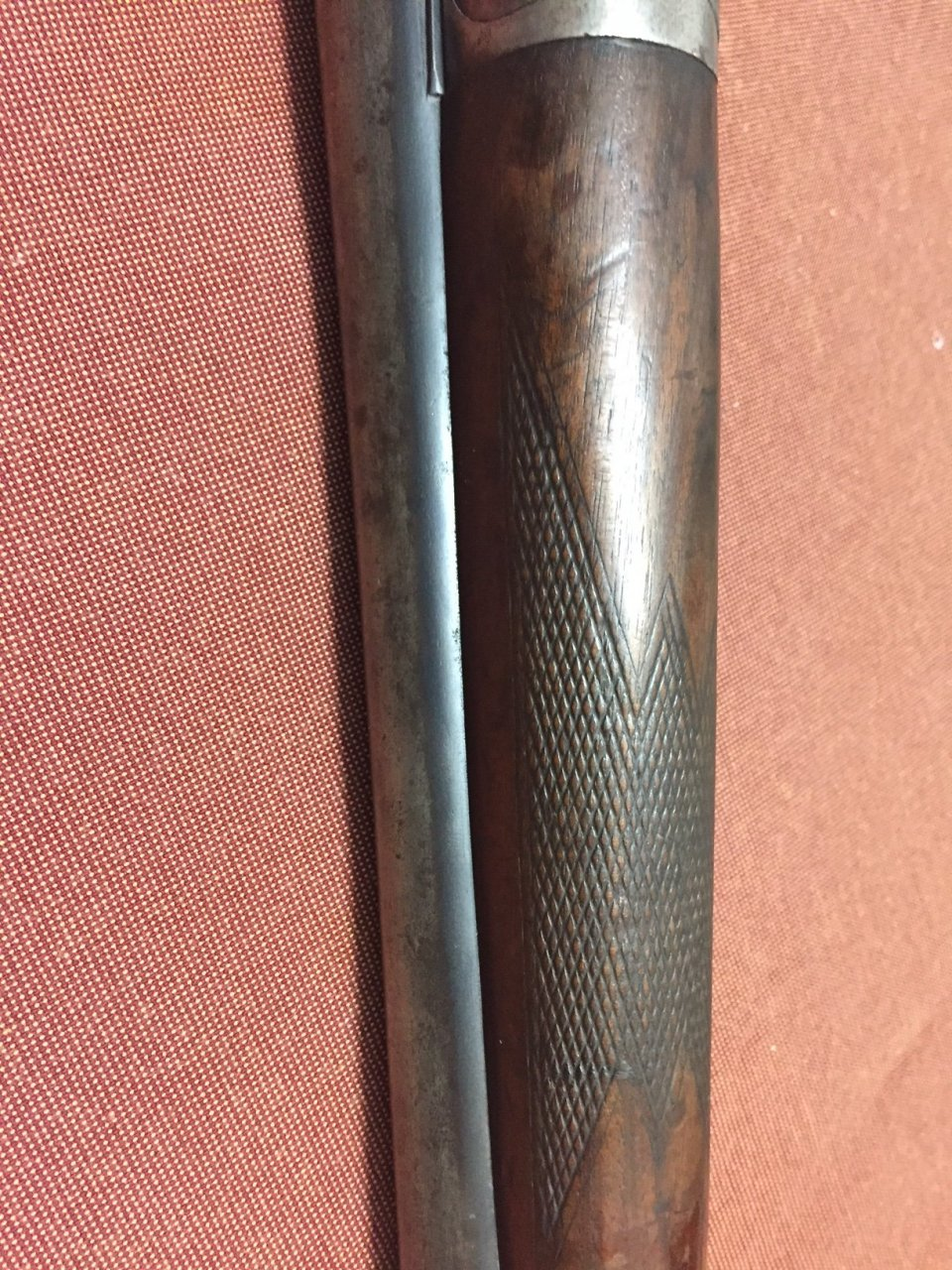 What Is The Value Of An Ithaca Double Barrel 12 Gauge