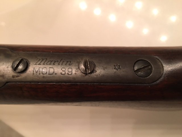 dating marlin model 39
