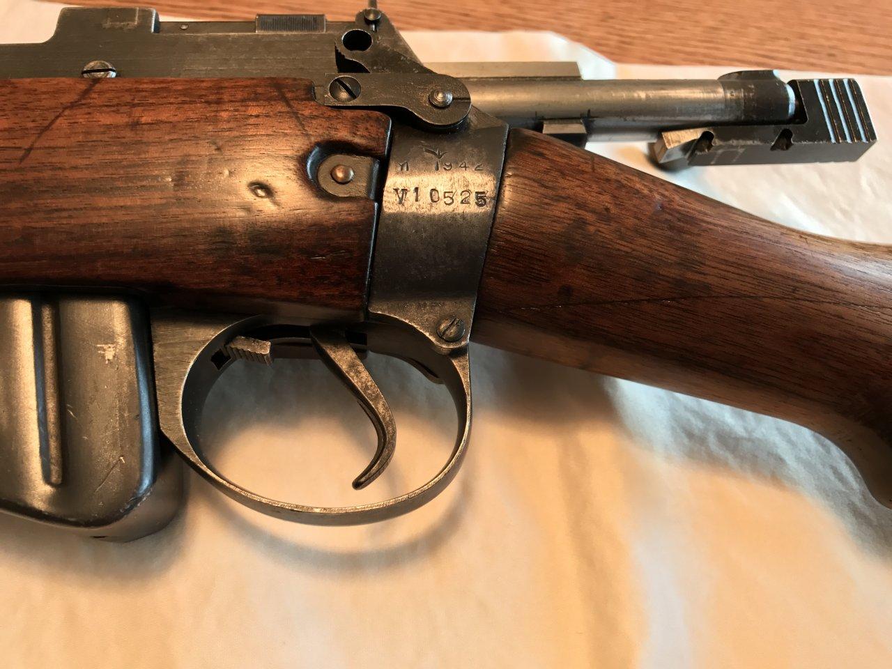 Low S/n SMLE No4 Mk1? | Gun Values Board