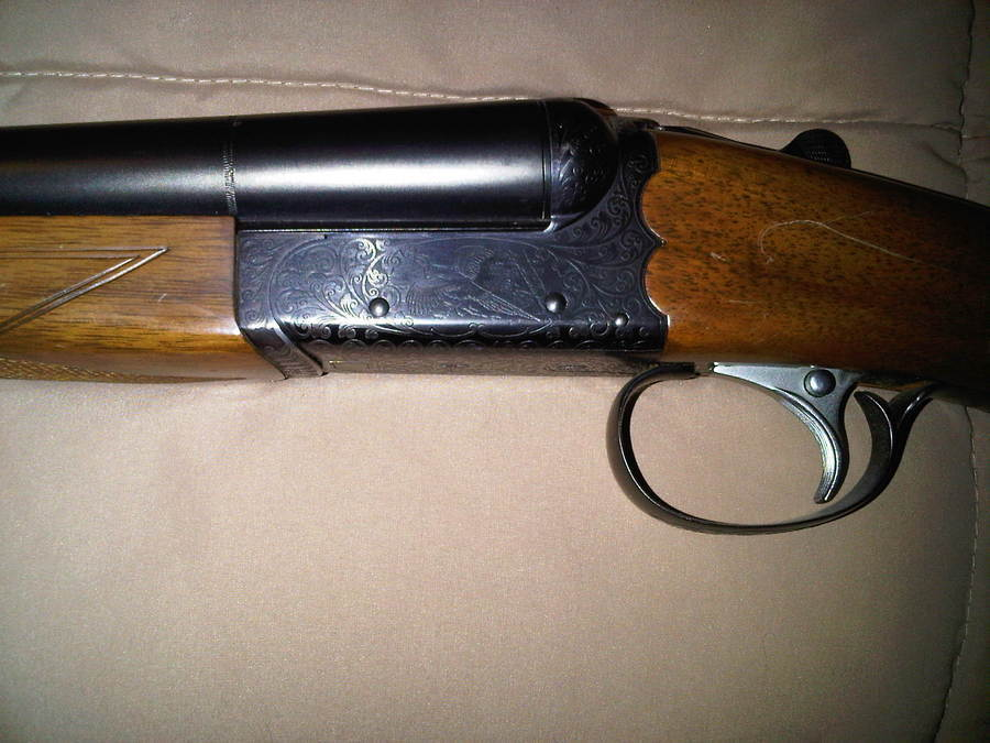 Ithaca (SKB) Mod  100, In 12 Ga    Gun Values Board