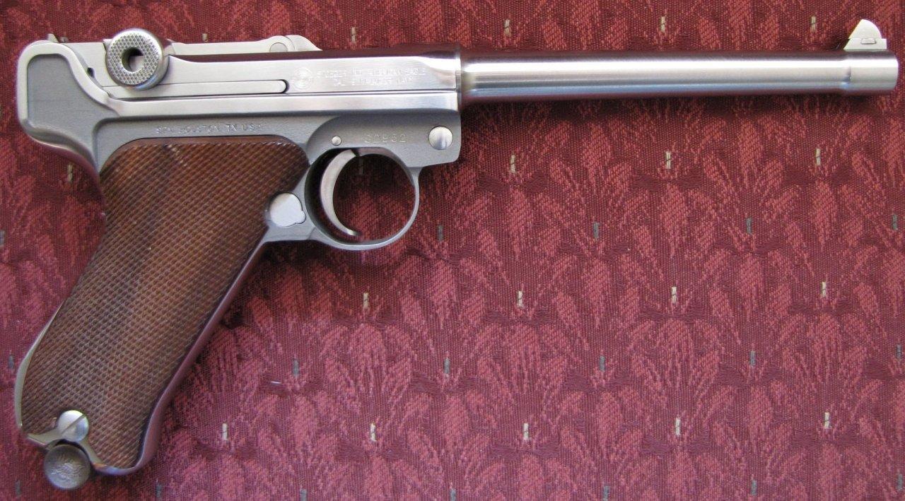 Stoeger Luger American Eagle Navy 9mm | Gun Values Board