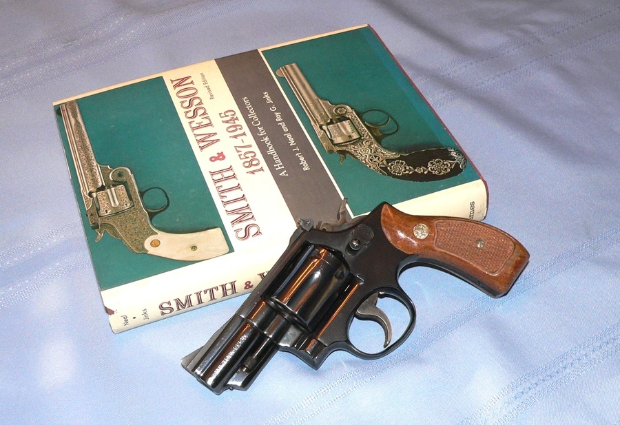 smith and wesson model 19 3 serial numbers