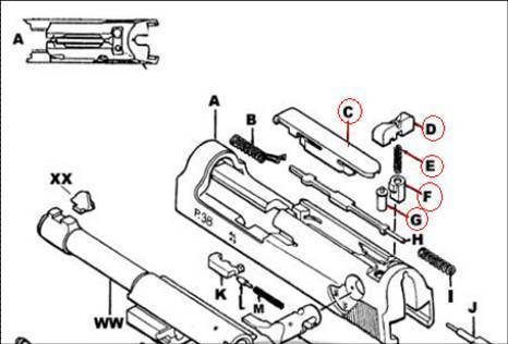 Walther P38 Parts Diagram Wiring Diagram For Light Switch