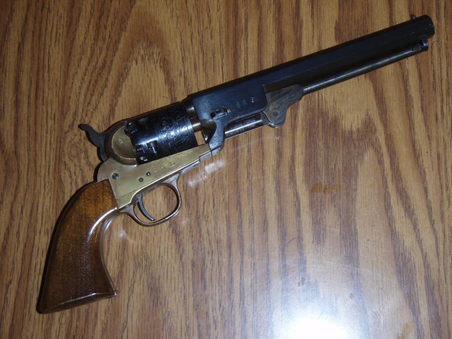 History And Value Of Colt Replica Please? | Gun Values Board