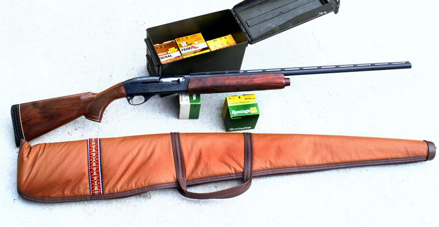 I Have A Remington Shotgun Model 1100 Lt-20 Vent rib, Magnum