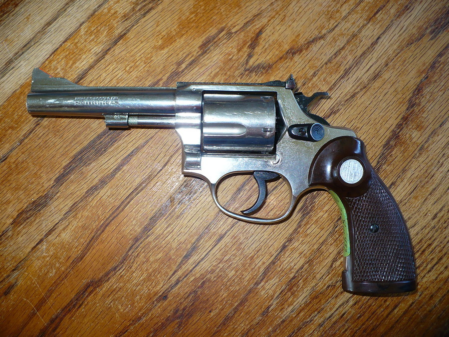 Any Help On A Rossi Model Number For This? | Gun Values Board