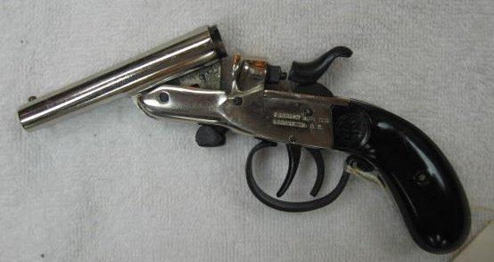 Rossi Garrucha 22 Derringer Gun Values Board