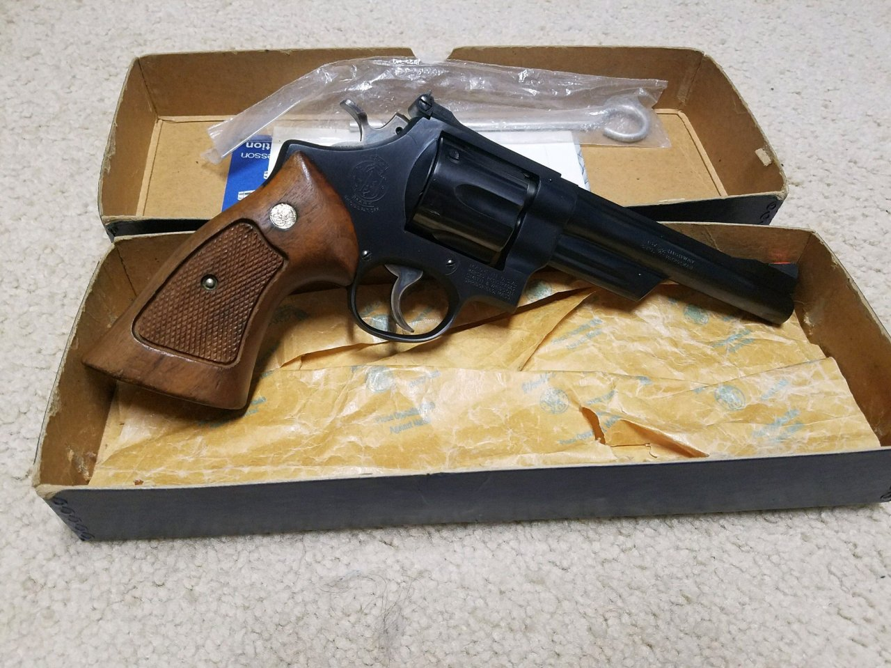 smith and wesson model 28 2 value