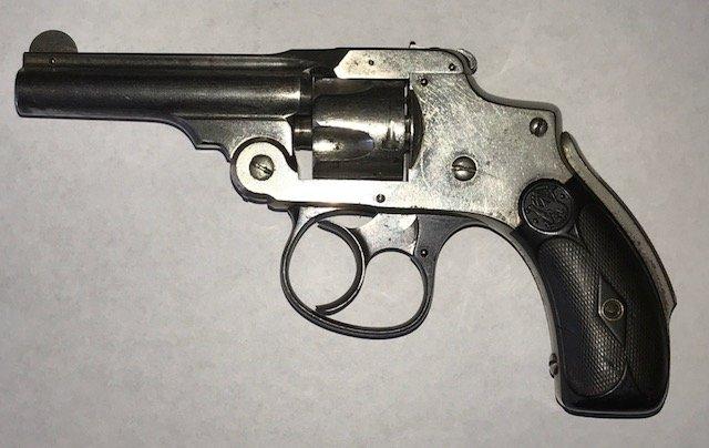 S&W  32 Safety Hammerless Value? | Gun Values Board