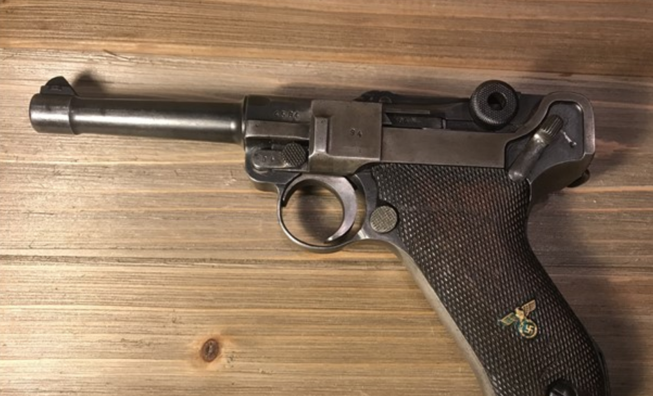 Value For 1936 Luger P08 S/42? | Gun Values Board