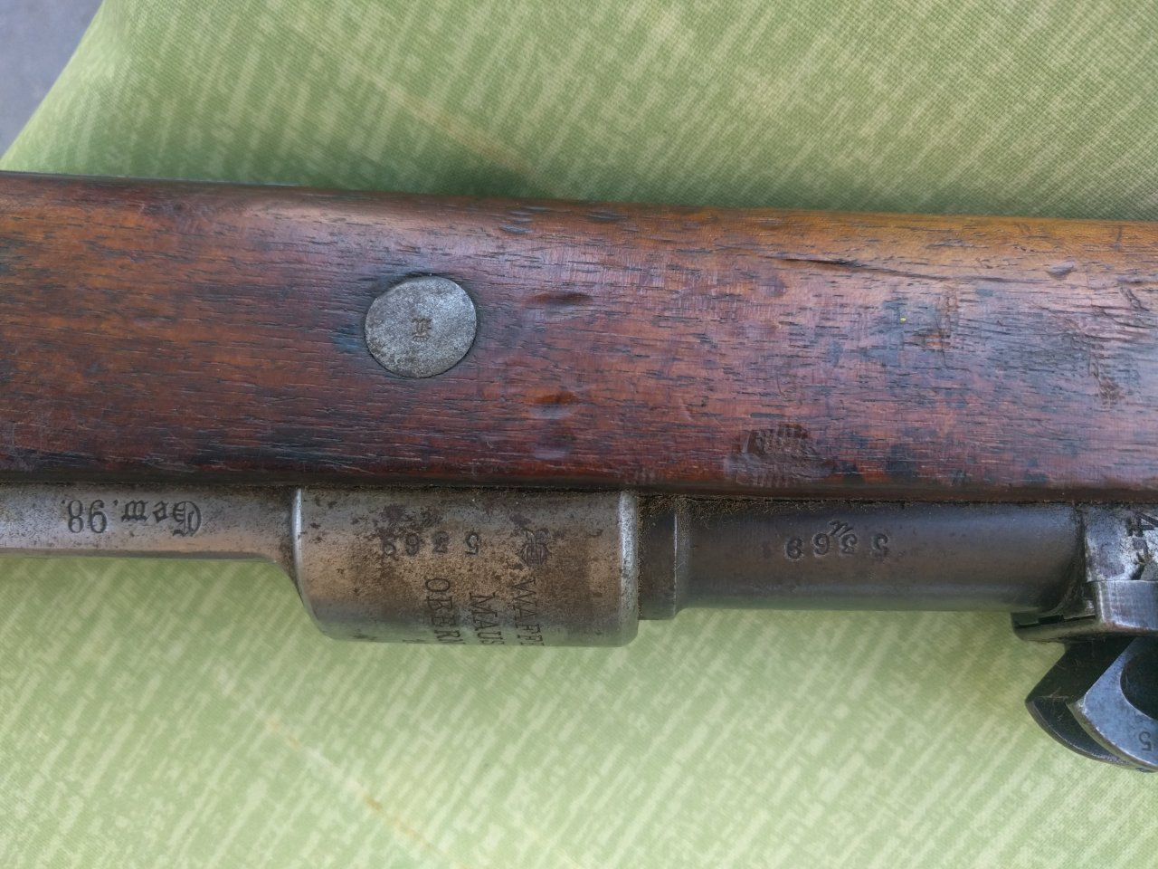 Mauser | Gun Values Board