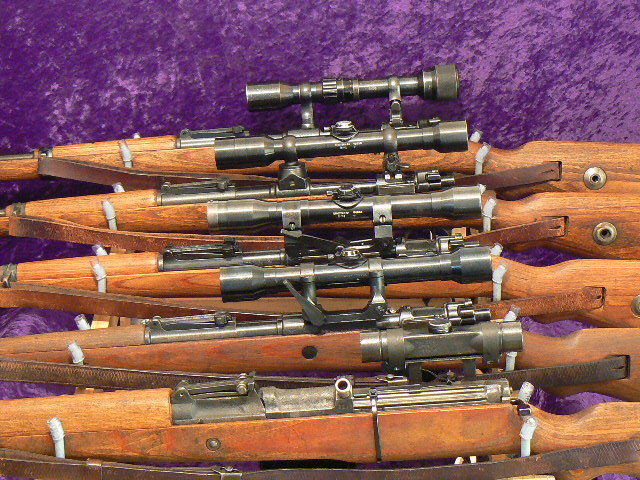 What Is The Value Of A 8mm Mauser Sniper Rifle