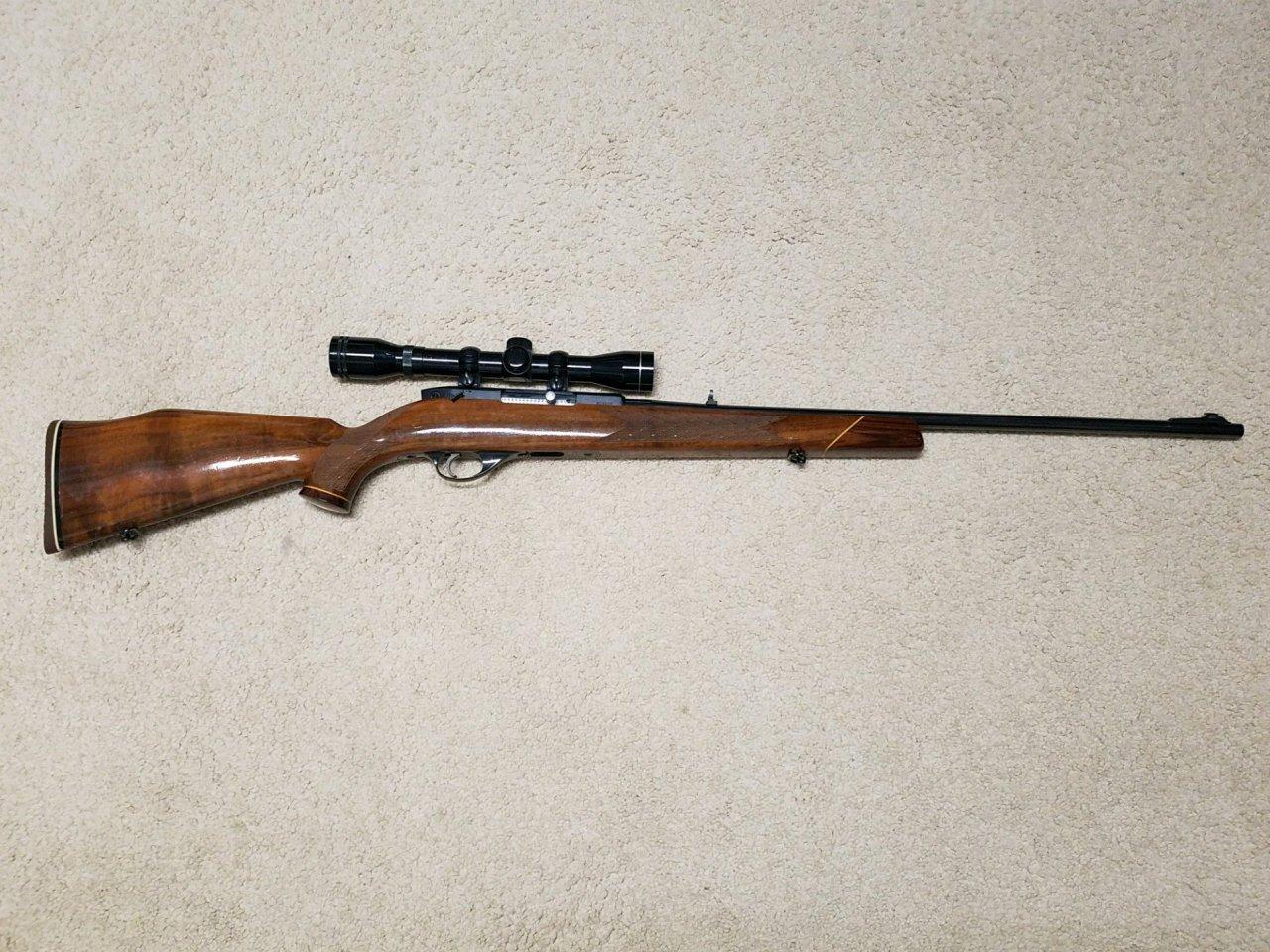 Two - Weatherby Mark XXII's | Gun Values Board