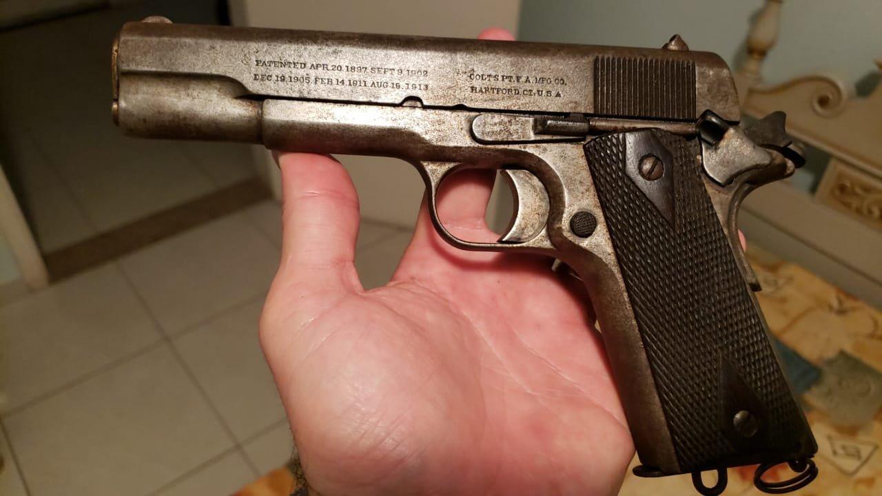 Serial number gun history