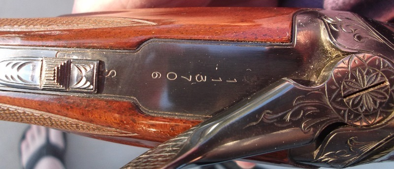 Shotgun winchester numbers 101 serial Winchester 101