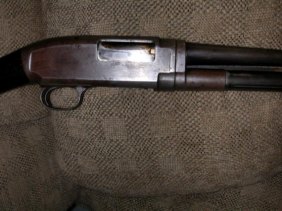 I Have A Winchester Model 1912 20 Gauge Shotgun, Serial # 15