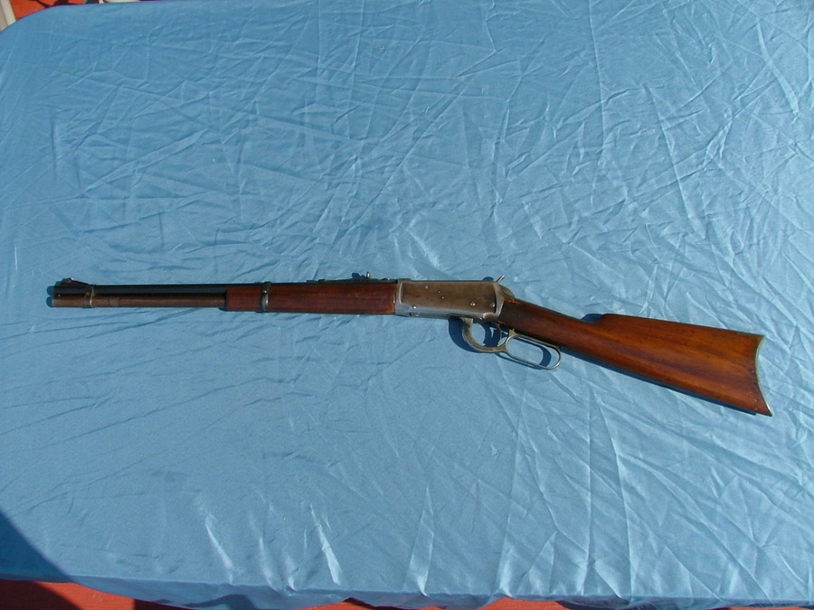 dating winchester model 94 serial number