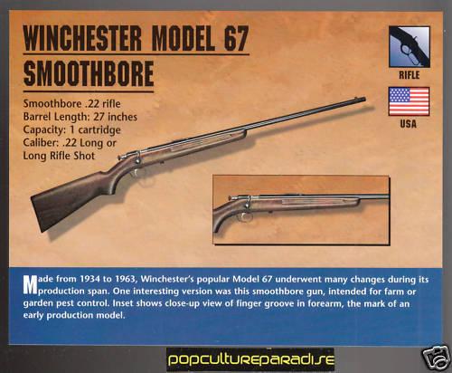 winchester model 67a 22