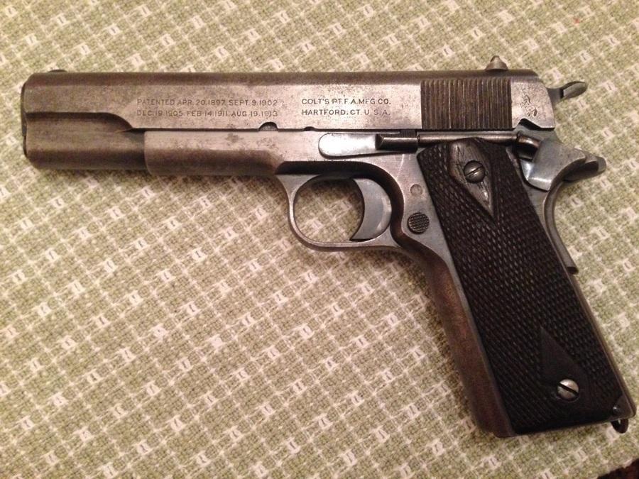 Colt 1911 Value