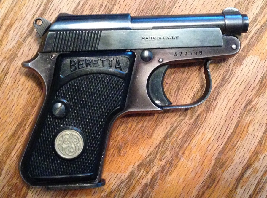 Hello - My 2nd Question As A New Member  I Also Inherited A Beretta