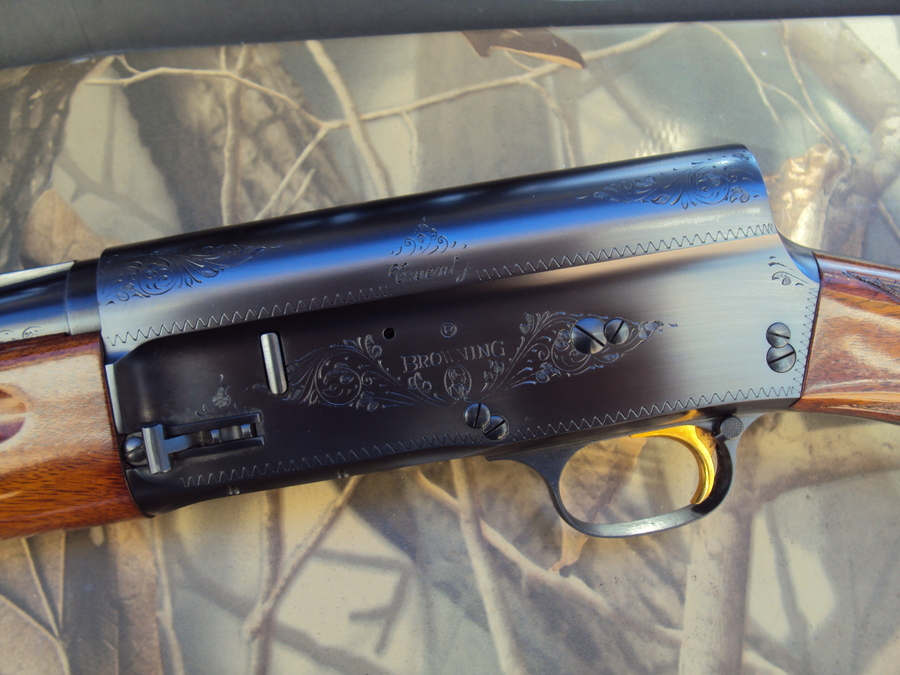 Browning a5 value serial number