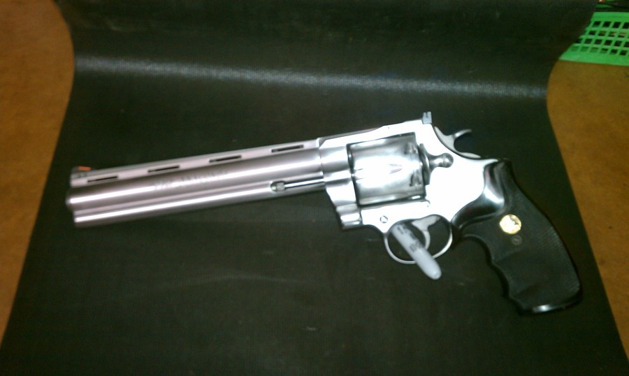 Colt Anaconda 8 Inch Barrel   Gun Values Board