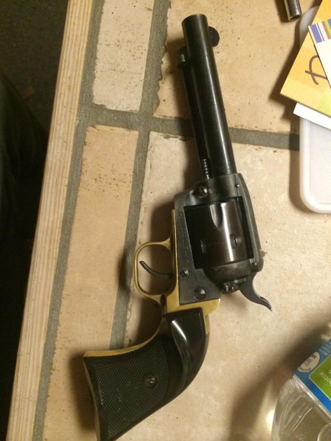 Tanfoglio TA  22 Help/looking For  22mag Cylinder | Gun