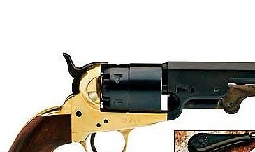 How Can I Tell If My 1851 Navy Colt  44 Replica Is A Pietta