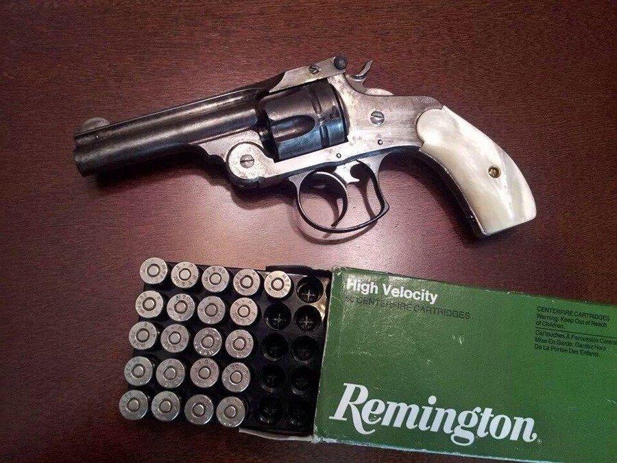 1880 Smith And Wesson 38 Revolver  | Gun Values Board
