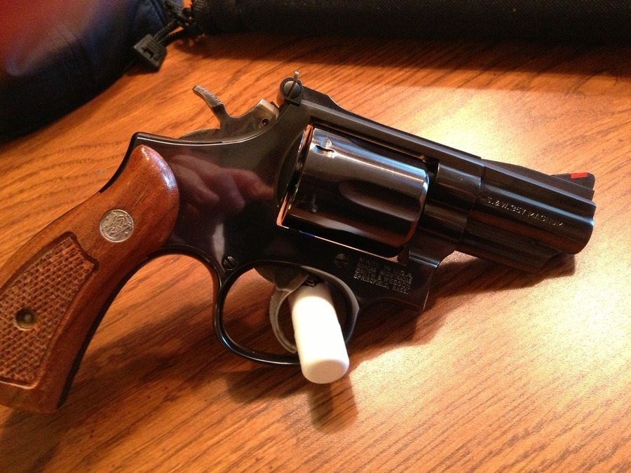 I Need To Know The Value Of My S&W Model 19-6, 2 5 Inch Barrel, In
