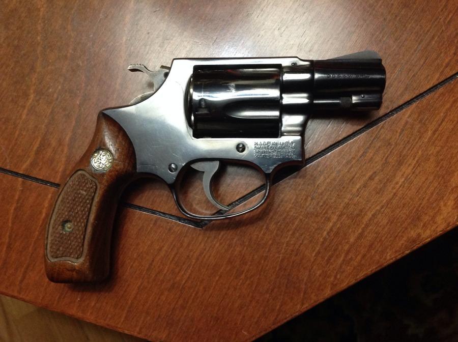 Dating Smith Wesson sarja numero