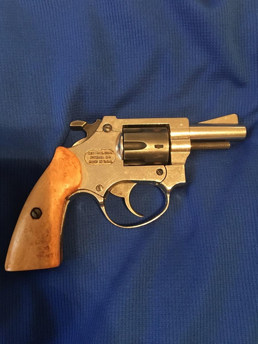 I Have A Model 20 22LR Gen Prec  Corporation Bohemia NY Made In USA