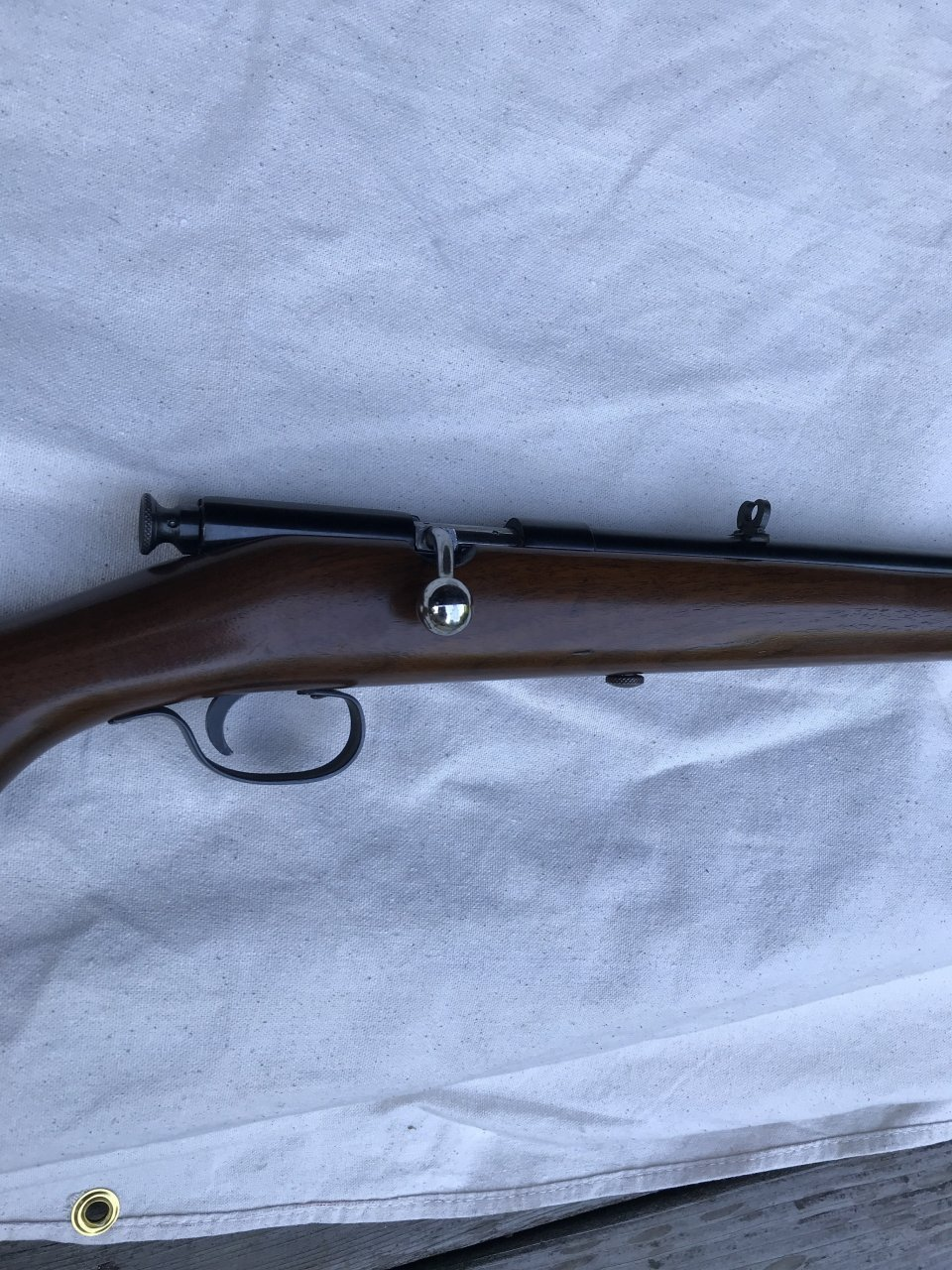 Here Is A Few Pics Of That 25 RF Bolt Action Single Shot