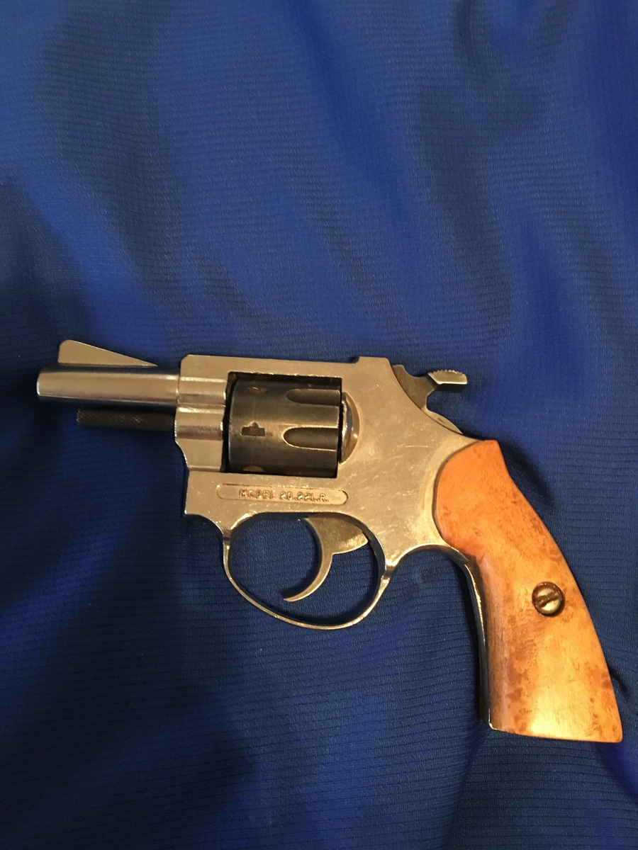 I Have A Model 20 22LR Gen Prec  Corporation Bohemia NY Made In USA