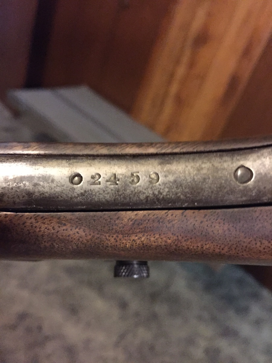 I Have A Model Marlin 39 Serial Number When Would It Be