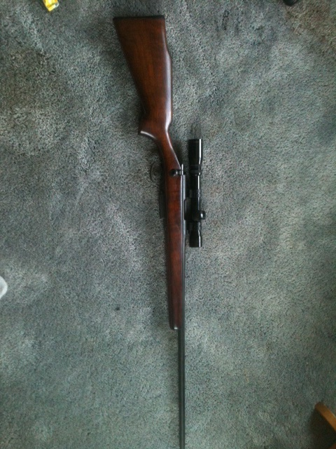 I Have A Remington 788 Cal   222 Wondering The Value Of This