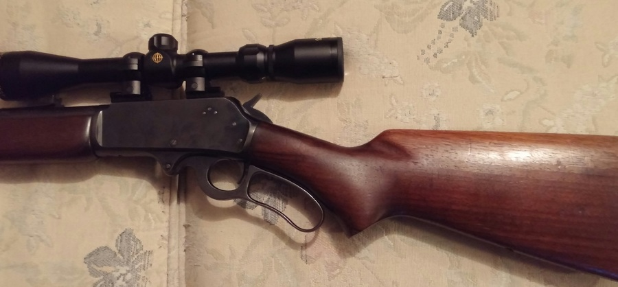 Marlin 336 R.C. 30-30 Serial Number C 5838. When Was It