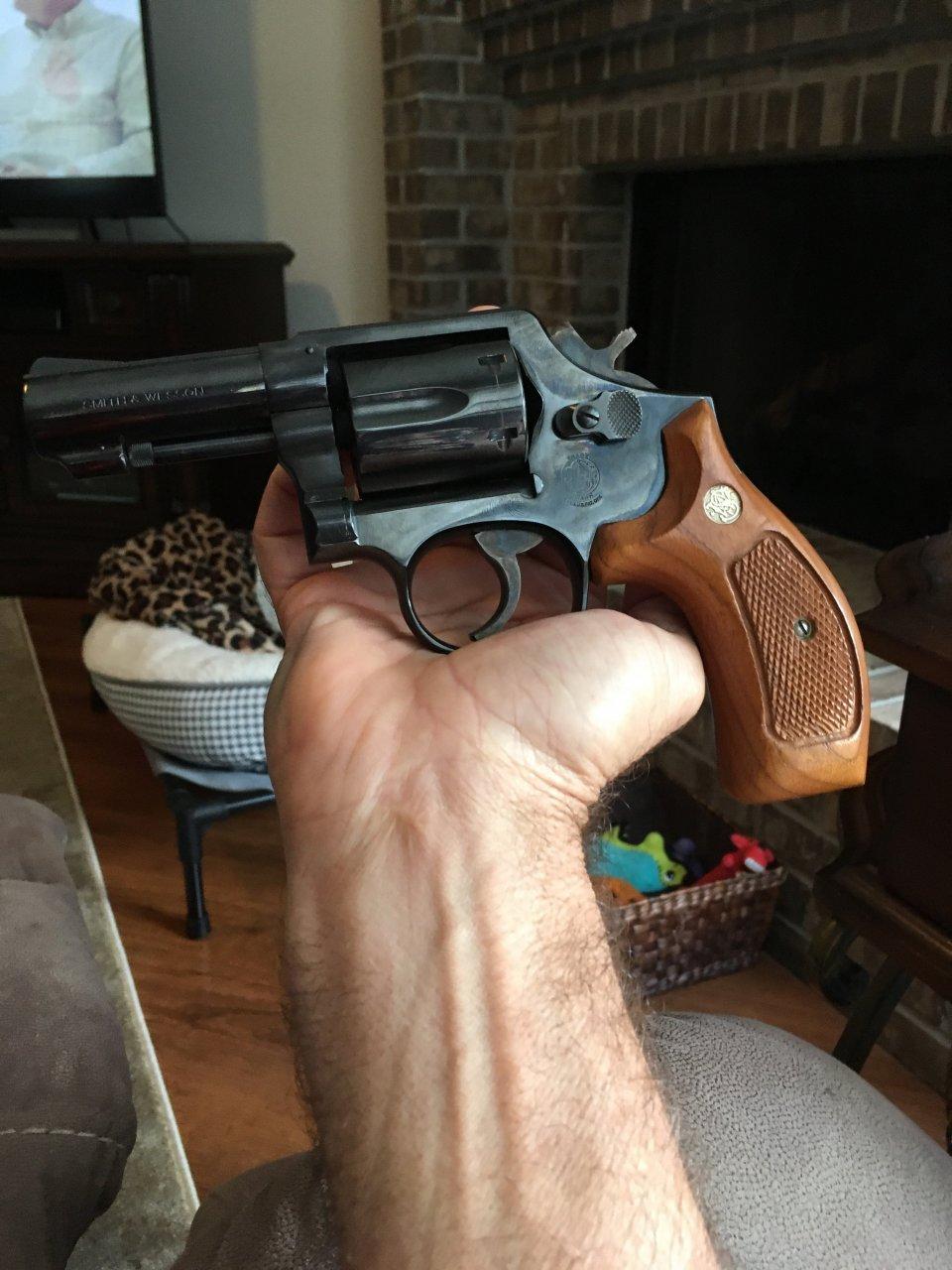 Smith Wesson Model 547 Gun Values Board
