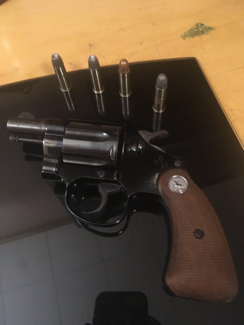 Colt Da 38 Serial Numbers
