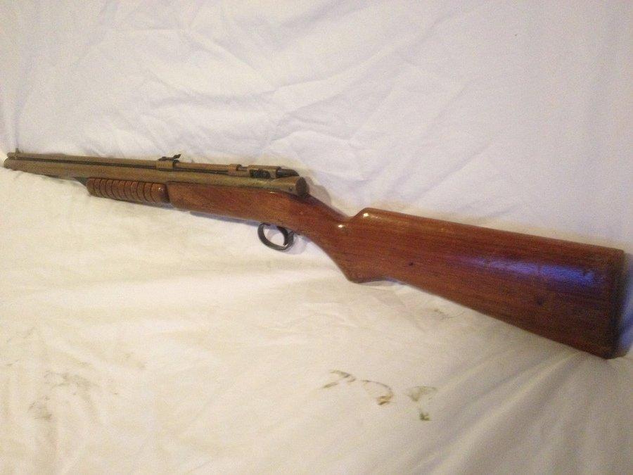 Hello  I Have A Benjamin Franklin Model 312 Air Pellet Rifle
