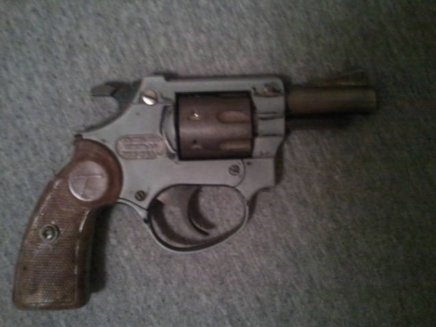 Wanting Information On A Gen Prec Corp  Model 20  22 LR Revolver